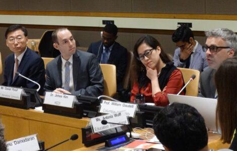 Birleşmiş Milletler semineri küresel vatandaşlık eğitimini vurguluyor
