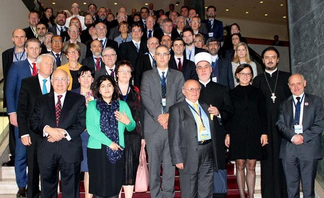 Dinin rolü Avrupa Konseyi'nde incelendi - 01