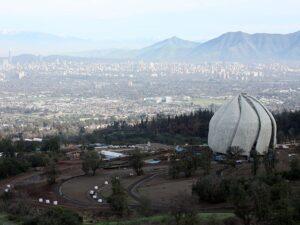 Şekillenmiş Işık' sergisi Şili Mabedini ön plana çıkardı - 02