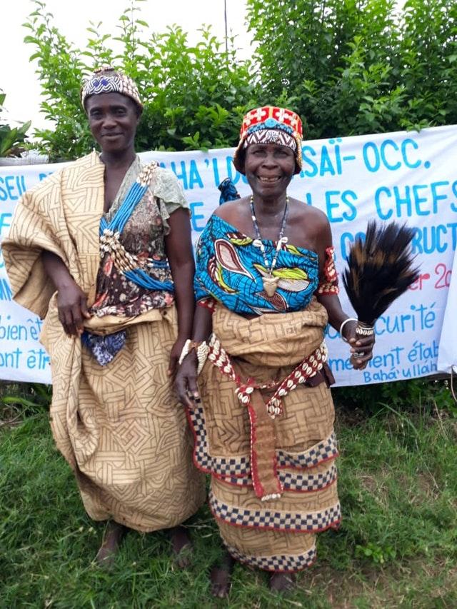 Köy ve kabile reisleri ruhani hakikatlerin ışığında kalıcı barış arıyorlar - 03