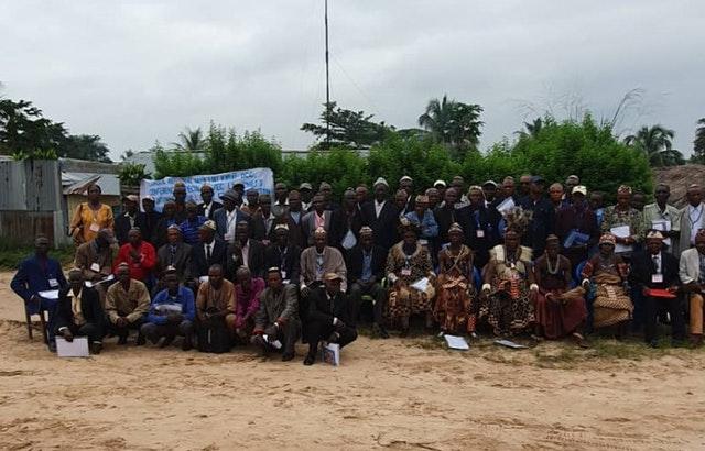 Köy ve kabile reisleri ruhani hakikatlerin ışığında kalıcı barış arıyorlar - 05