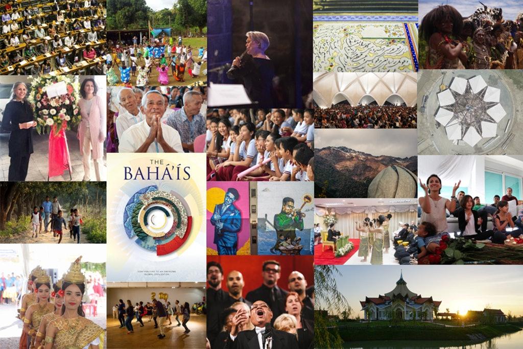 2017: Bahai dünyası için çok önemli bir yıl - 01