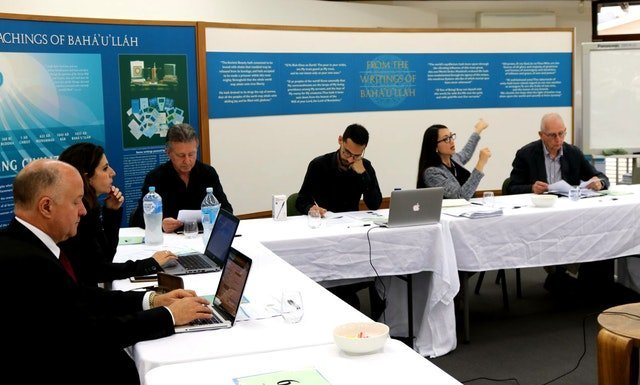 Bahai Uluslararası Toplumu göç konusunda işbirliği ihtiyacına ve ana sebeplere odaklanıyor - 02