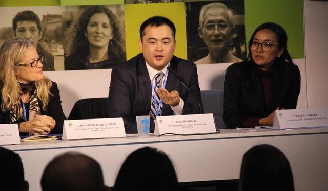 COP21'de Bahailer birliğe doğru hareket görüyor - 01