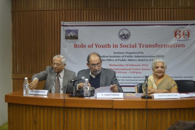 Delhi Semineri, gençlerin toplumsal dönüşümdeki rolünü inceliyor - 03
