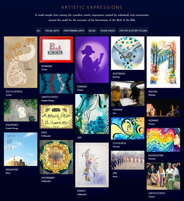 Dünya Çapındaki 200. Yıldönümü Kutlamalarını Yansıtmak için Yeni bir Web Sitesi - 02