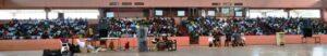 Gençlik konferansı Orta Afrika Cumhuriyeti'nde umudu ve hareketi canlandırdı - 03