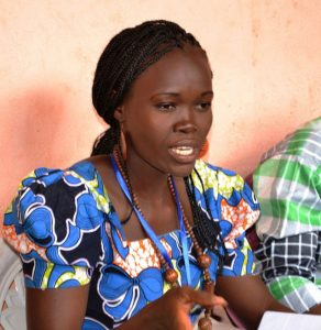 Gençlik konferansı Orta Afrika Cumhuriyeti'nde umudu ve hareketi canlandırdı - 06