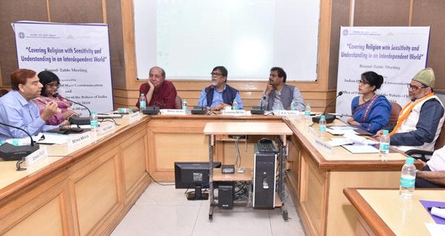Hindistan'da medya ve din konularına dikkat çekiliyor - 03
