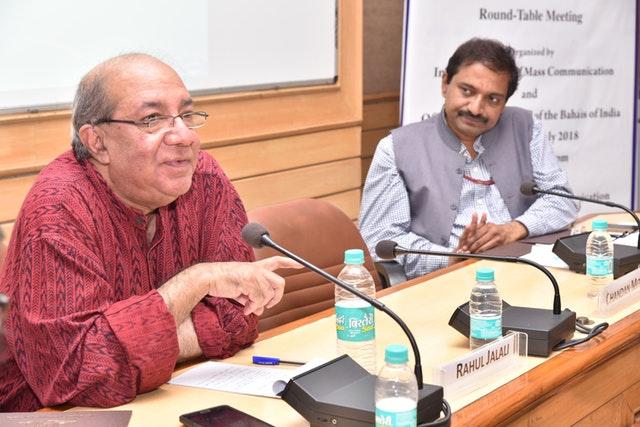 Hindistan'da medya ve din konularına dikkat çekiliyor - 05