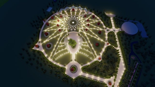 Hz. Abdülbaha'nın Makamı için hazırlanan tasarımın tanıtımı yapıldı - 05