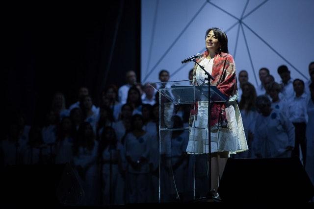 İlk Gün: Konferansın çarpıcı açılış töreni tarihi ve başarıları kutluyor - 03