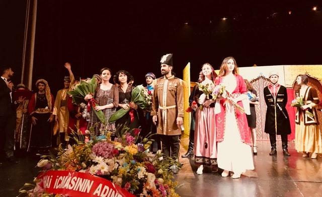 Kadınların özgürlük kahramanı Azerbaycan'da anıldı - 04