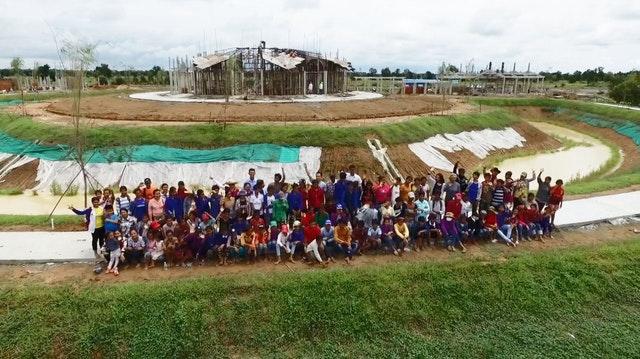 Kamboçya Mabedi'ndeki gelişmeler kolektif harekete ilham veriyor - 05