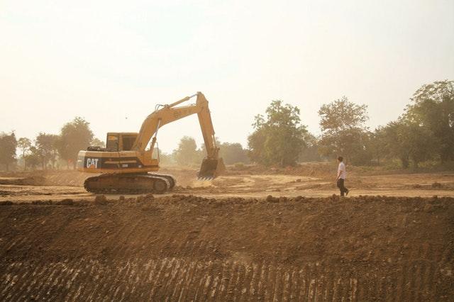 Kamboçya Mabedi'nin toprak çalışmaları tamamlandı - 02