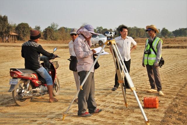 Kamboçya Mabedi'nin toprak çalışmaları tamamlandı - 05