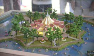 Kamboçya Mabet tasarımı için gün doğuyor - 04