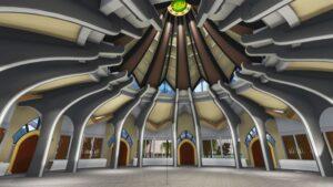 Kamboçya Mabet tasarımı için gün doğuyor - 06