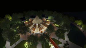 Kamboçya Mabet tasarımı için gün doğuyor - 07