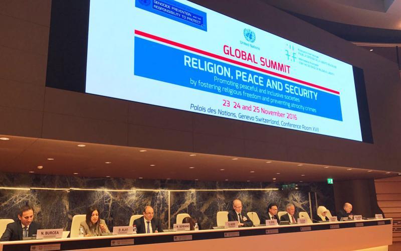 Küresel Zirve kapsayıcı toplumları teşvik etmeye odaklanmaktadır - 02