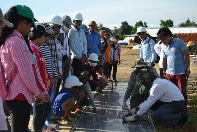 Mabet, gelecek için ekim yapma konusunda çocuk ve gençlere ilham vermektedir - 04