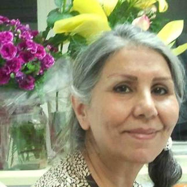 Mahvash Sabet için on yıllık haksız mahkûmiyet sona erdi
