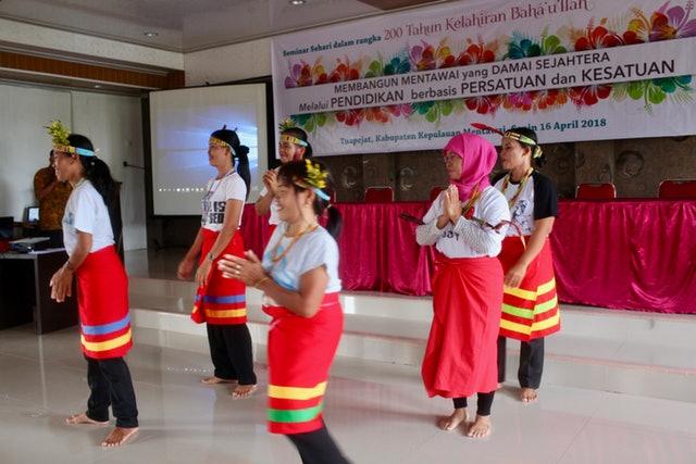 Mentawai Adalarında eğitim, halkın yükselişine vesile oluyor - 01