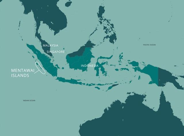 Mentawai Adalarında eğitim, halkın yükselişine vesile oluyor - 02