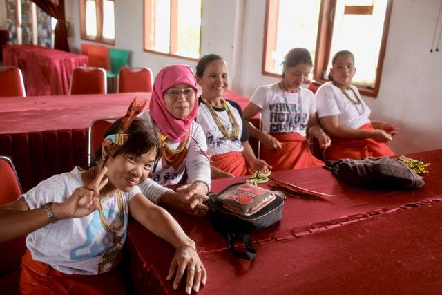 Mentawai Adalarında eğitim, halkın yükselişine vesile oluyor - 07