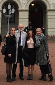 Norveç kraliyet ailesi dinlerarası diyaloğa ev sahipliği yapıyor - 02