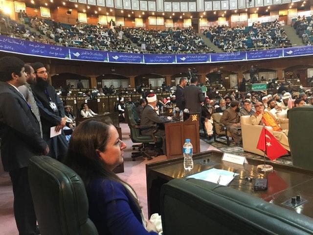 Pakistan'da inanç ve barış konuları inceleniyor - 02