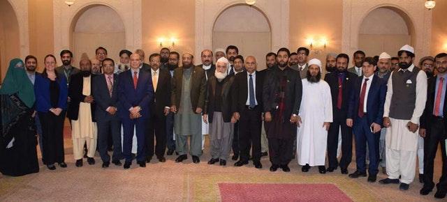 Pakistan'da inanç ve barış konuları inceleniyor - 03