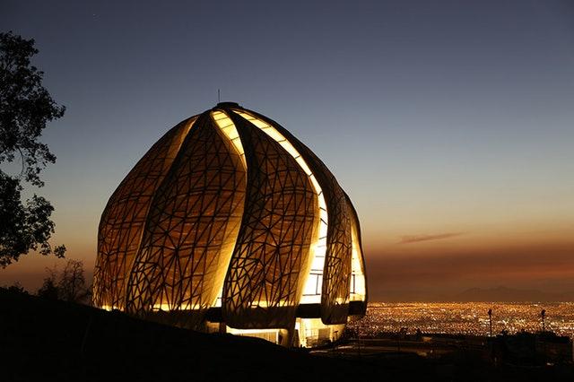 Şili Mabedinin açılışı için bekleyiş heyecanı artmaktadır - 01