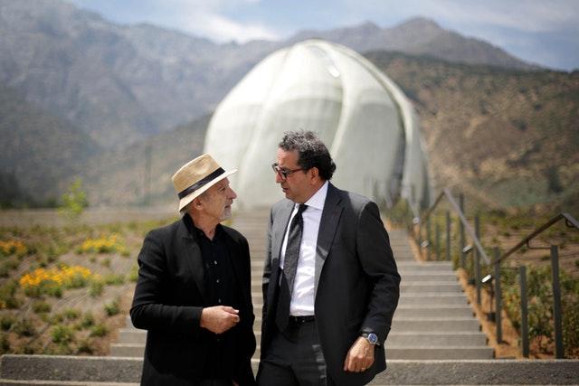 """Şili ve Güney Amerika Kıtasına doğaüstü bir """"armağan"""" olarak övülen Mabet - 07"""