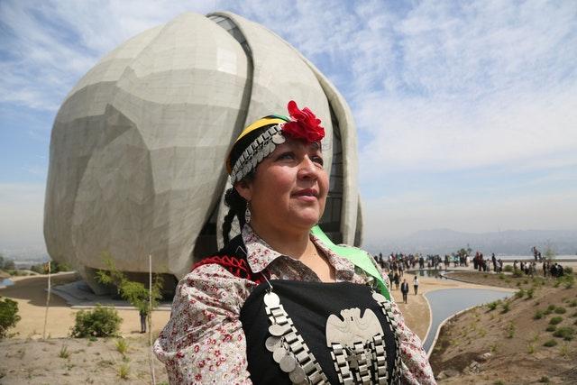 """Şili ve Güney Amerika Kıtasına doğaüstü bir """"armağan"""" olarak övülen Mabet - 09"""