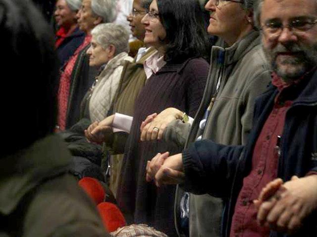 """""""Tanrı Merhameti ile Dokunmuş"""": Konferans, toplumsal değişimde dinin rolünün altını çiziyor - 02"""