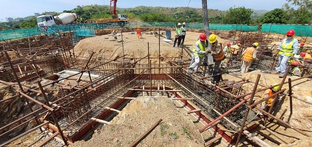 Tarihteki ilk milli Bahai Mabedinin inşaatı ilerliyor - 02