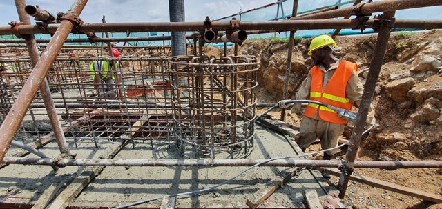 Tarihteki ilk milli Bahai Mabedinin inşaatı ilerliyor - 03