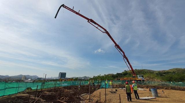 Tarihteki ilk milli Bahai Mabedinin inşaatı ilerliyor - 04