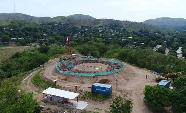 Tarihteki ilk milli Bahai Mabedinin inşaatı ilerliyor - 10