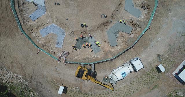 Tarihteki ilk milli Bahai Mabedinin inşaatı ilerliyor - 11