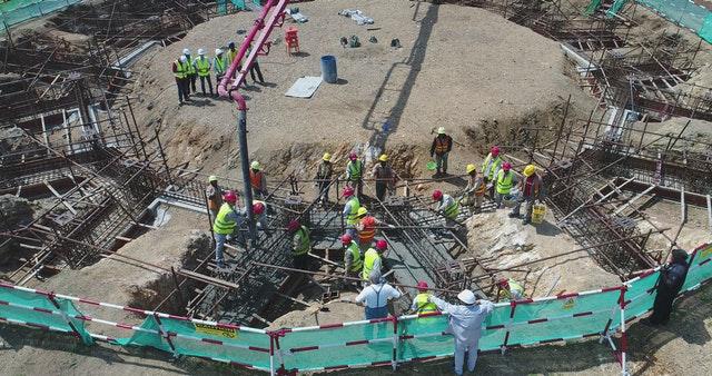 Tarihteki ilk milli Bahai Mabedinin inşaatı ilerliyor - 13