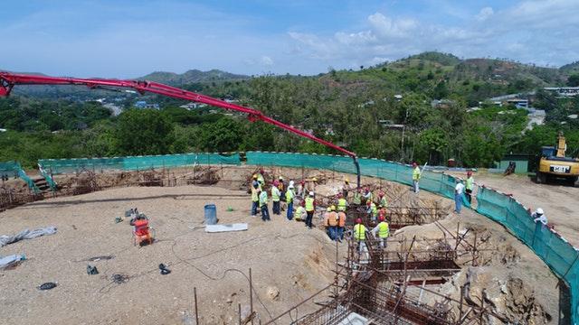 Tarihteki ilk milli Bahai Mabedinin inşaatı ilerliyor - 14