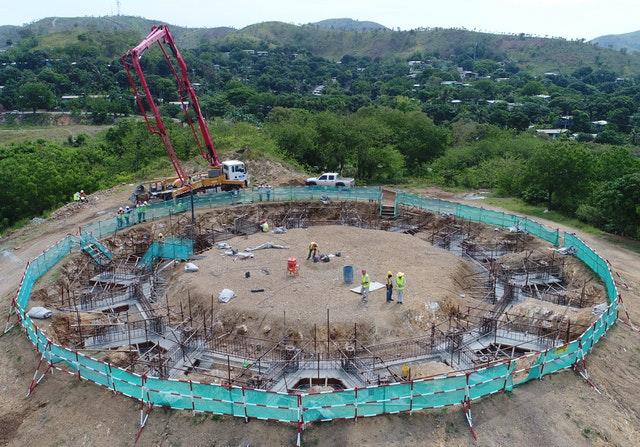 Tarihteki ilk milli Bahai Mabedinin inşaatı ilerliyor - 15