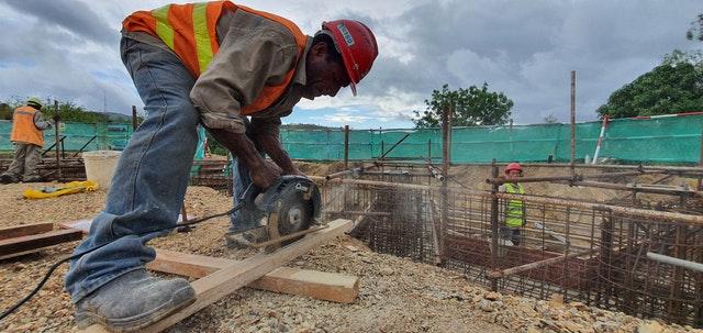 Tarihteki ilk milli Bahai Mabedinin inşaatı ilerliyor - 17