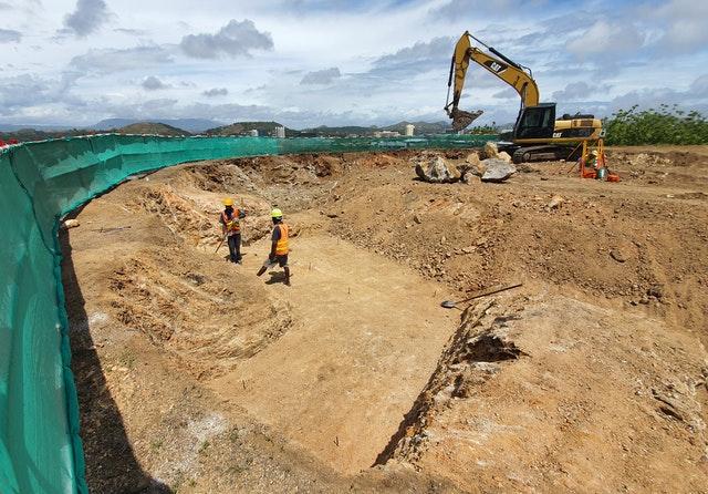 Tarihteki ilk milli Bahai Mabedinin inşaatı ilerliyor - 18