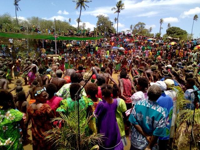 Vanuatu Mabedi için ulaşılan kilometre taşı adada heyecan dalgası yarattı - 01