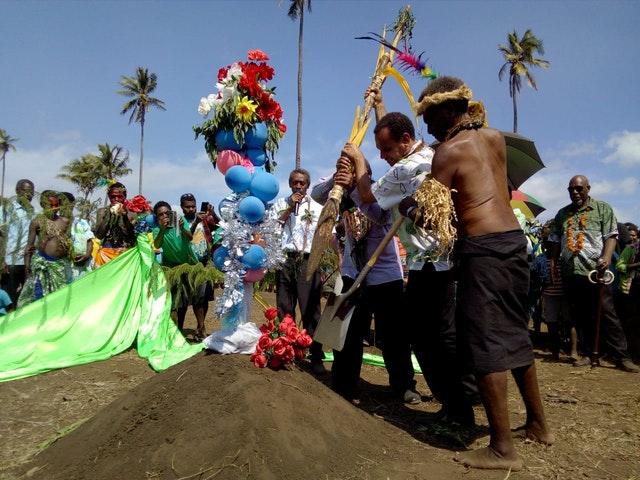 Vanuatu Mabedi için ulaşılan kilometre taşı adada heyecan dalgası yarattı - 02