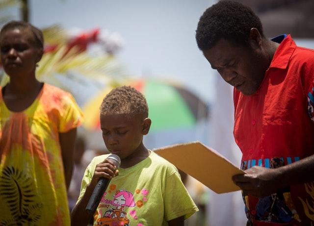 Vanuatu Mabedi için ulaşılan kilometre taşı adada heyecan dalgası yarattı - 06