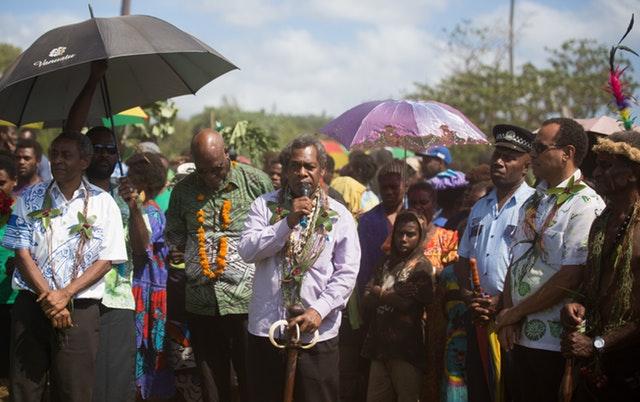 Vanuatu Mabedi için ulaşılan kilometre taşı adada heyecan dalgası yarattı - 09